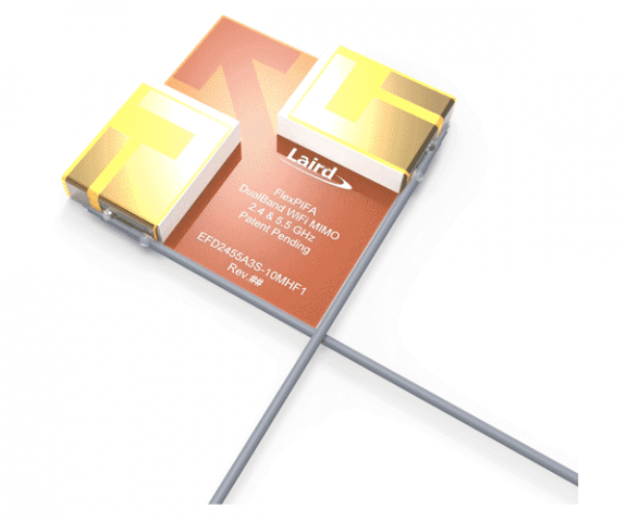 FlexMIMO antenna rendering