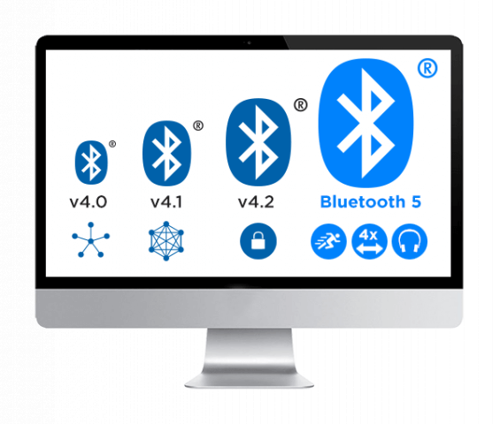Bluetooth Evolution Graphic