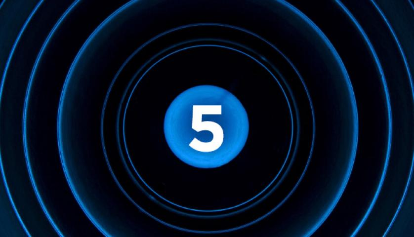 radiant circles - bluetooth 5