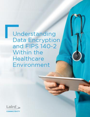 White Paper - FIPS In Medical Environments - Cover