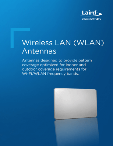 WLAN Catalog Cover