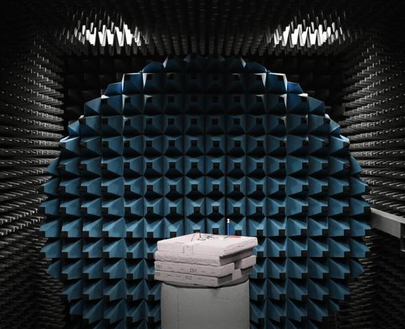RF Testing Chamber