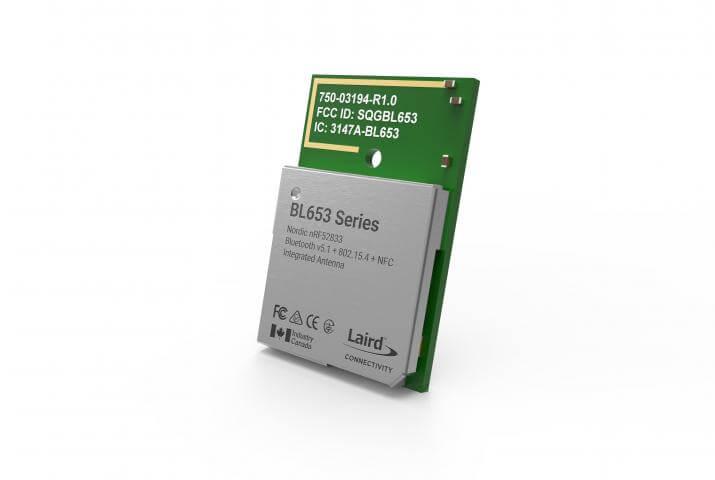 BL653 Bluetooth 5.1 Module