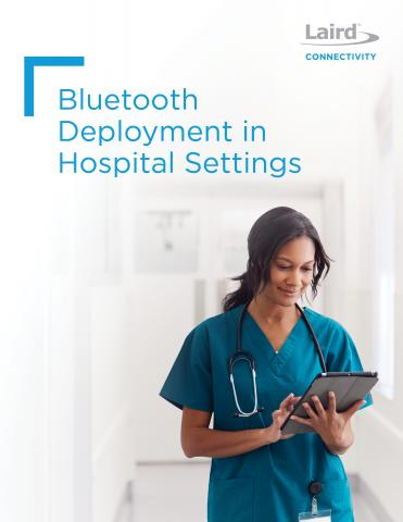 Bluetooth Deployment in Hospitals