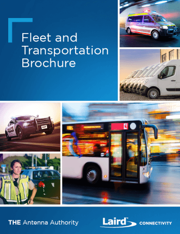 Cover - Fleet and Transportation Brochure