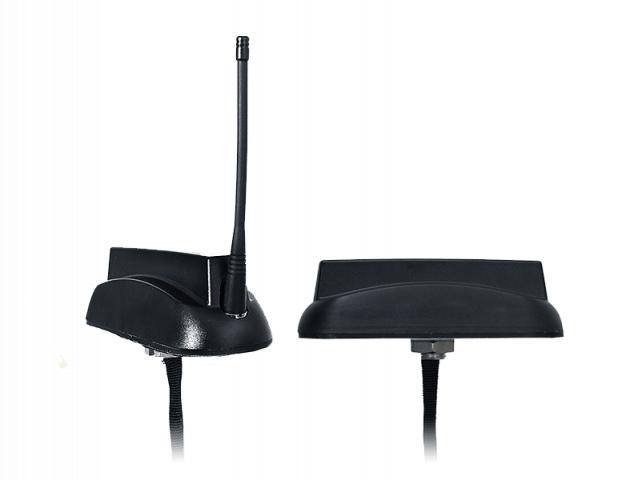 Gar and Barracuda Mobile Vehicular Antennas