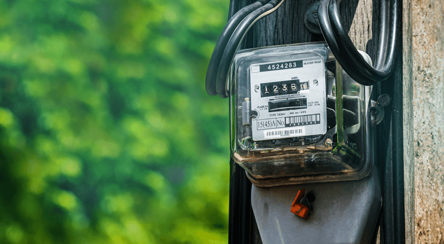 smart utility meter