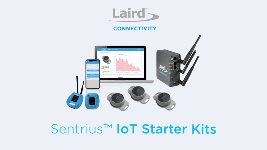 Introducing our IoT Starter Kits