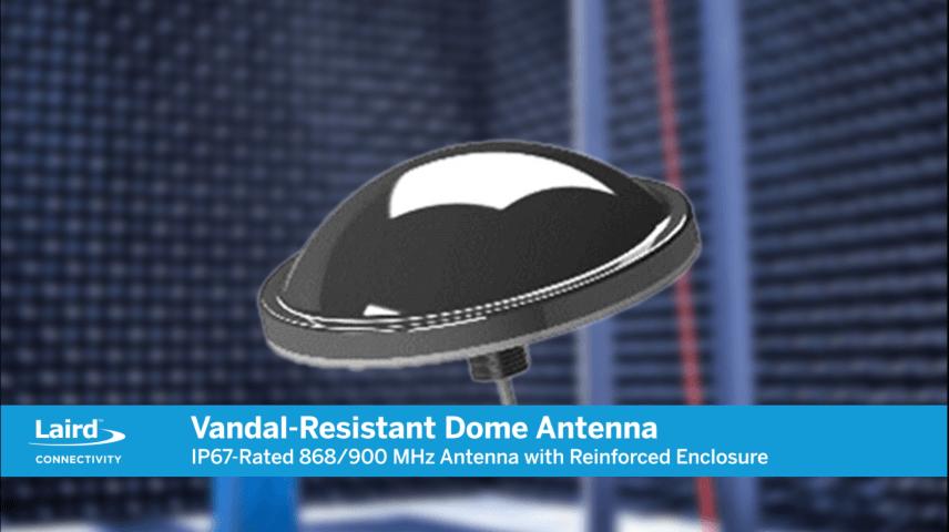 Vandal-Resistant Antenna Thumbnail