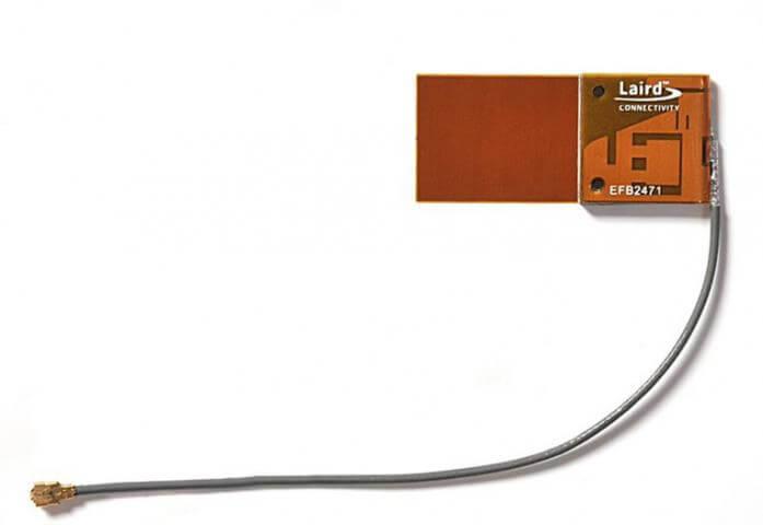 Laird announces the Patented FlexPIFA 6E Antenna