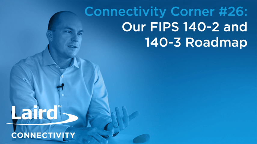 Episode 26: Our FIPS 140-2 and 140-3 Roadmap - Thumbnail