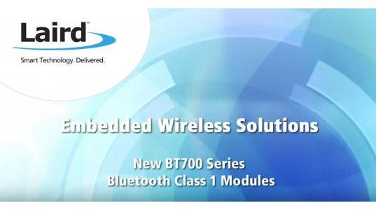 Embedded Wireless