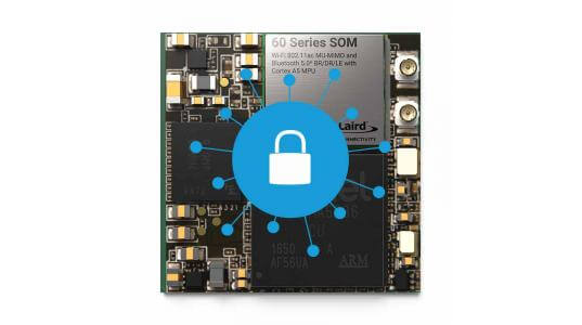 60 Series SOM with security icon