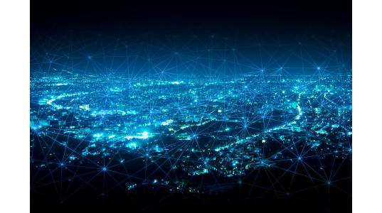 IoT City - Smart City Lights