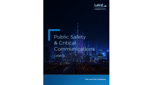 Public Safety and Critical Communications - Antenna Catalog
