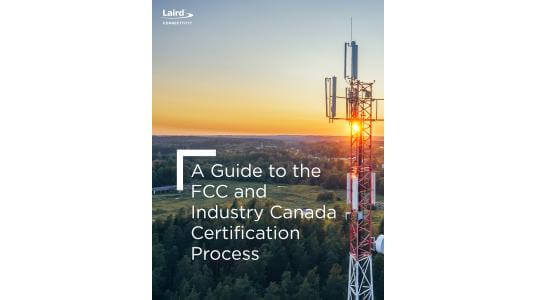 FCC and Canada Certification Process