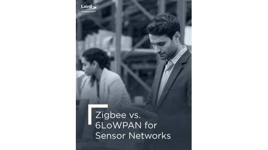 Zigbee vs. 6LoWPAN for Sensor Networks