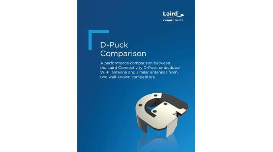 D-Puck Comparison White Paper - Cover
