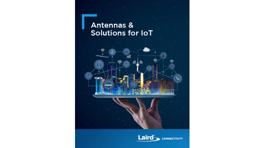 Cover - Antennas and Solutions for IoT