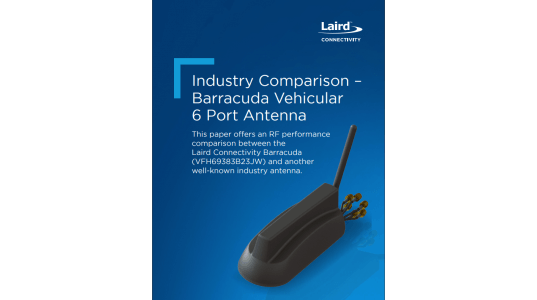 Barracuda Comparison White Paper - Cover Page